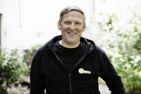 Jan Bredack – Geschäftsführer & Gründer Veganz