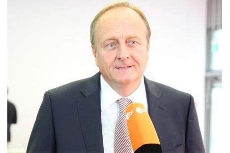 Präsident des Deutschen Bauernverbandes (DBV), Joachim Rukwied