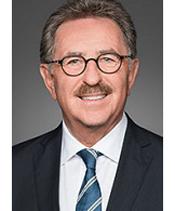 HDE-Präsident Josef Sankjohanser Foto ©  HDE