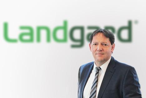 Carsten Bönig, Vorstand der Landgard eG. Foto © Landgard