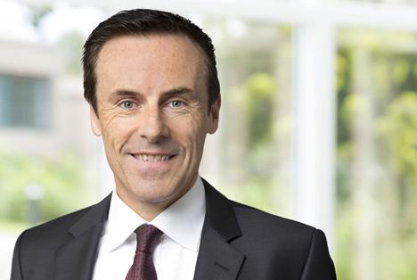 Liam Condon, Vorstandsmitglied der Bayer AG und Leiter der Division Crop Science. Foto Bayer AG
