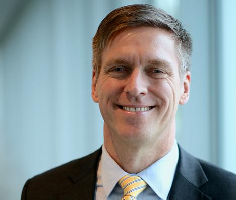 MCI CEO Sean S. Fitzgerald. Foto © Maersk