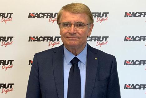 Renzo Piraccini, Präsident der Macfrut. Foto © Macfrut International