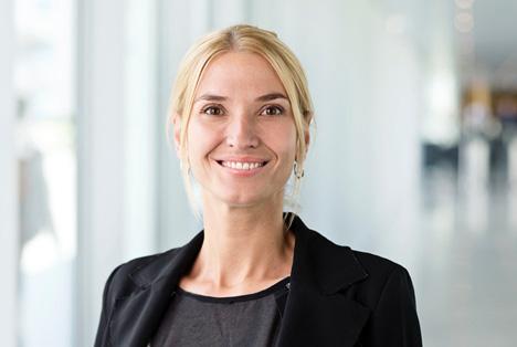 Catja Hjorth Rasmussen. Foto MCI