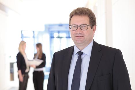 Mathias Schliep, Vorsitzender der Geschäftsführung Thimm Gruppe. Foto © Thimm