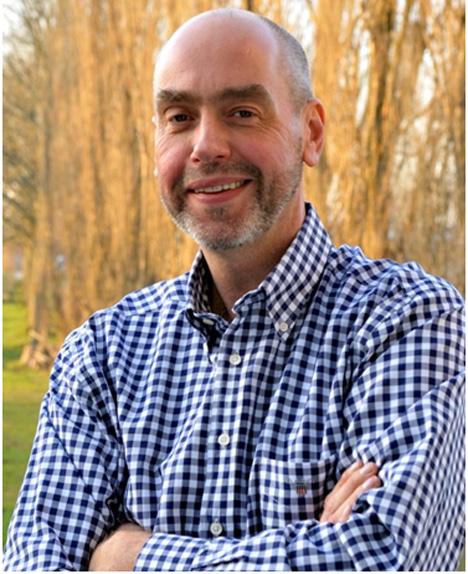 Neuer Geschäftsführer der Obst vom Bodensee Vertriebsgesellschaft Michael Büser. Foto © Obst vom Bodensee Vertriebsgesellschaft mbH