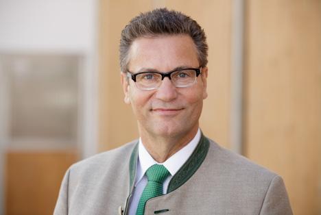 Minister Peter Hauk MdL Baden-Württemberg. Quelle: MLR / Jan Potente