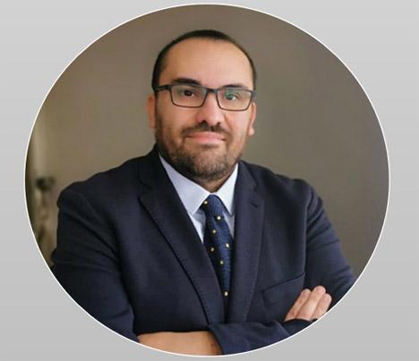 Dr. Charif Chrisitan Carvajal, Präsident. Foto © SHAFFE