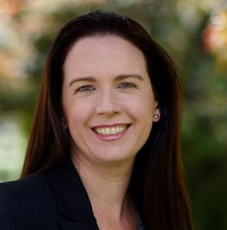 Leanne Stewart has been appointed as the organisation's new Chief Executive. Foto © T&G