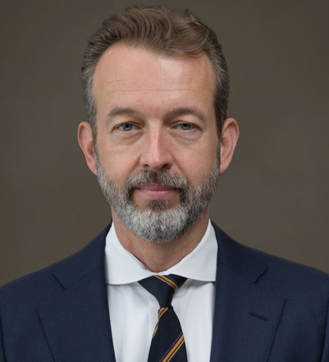 Boudewijn Siemons wird zum 1. Oktober Mitglied des Vorstands. Foto © Port of Rotterdam