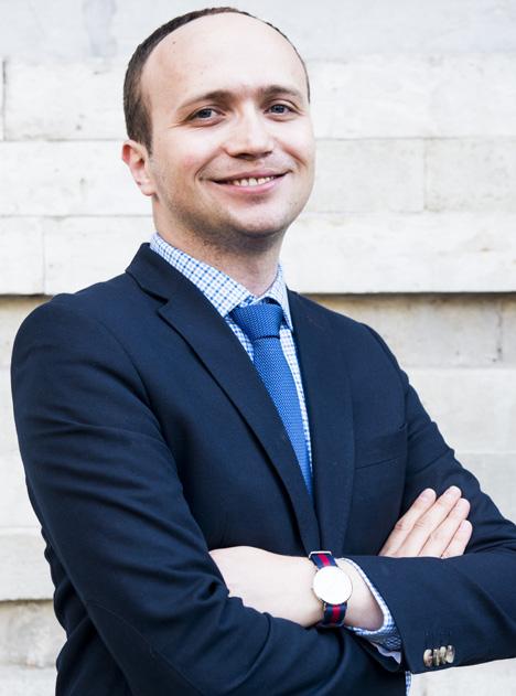 Romans Vorss Europatat Technical Affairs Director. Foto © Europatat