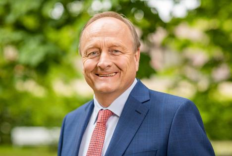 Joachim Rukwied, Präsident des Deutschen Bauernverbands. Foto © DBV