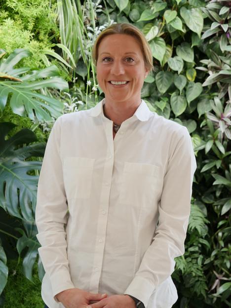 Jennifer Heer, Communication & CR Director, SanLucar. Foto © SanLucar