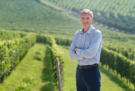Syngenta Group CEO, Erik Fyrwald. Foto © Syngenta Group