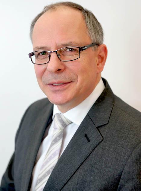 Dr. Oliver Wolfrum, Geschäftsführer des Verbands der Wellpappen-Industrie e.V. Foto © VDW