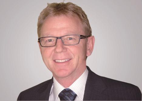 Fritz Burkhalter, Sekretär VSP