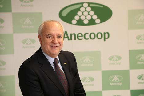 Generaldirektor von Anecoop Joan Mir Foto © Anecoop