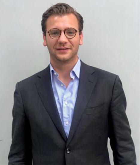 Benedikt Mangold. Foto, © BayWa AG