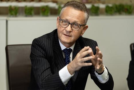 Klaus Josef Lutz, der Vorstandsvorsitzende der BayWa AG. Foto © Baywa AG