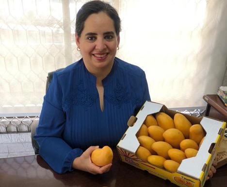 Myrna Castro, Geschäftsführerin von EMEX. Foto © EMEX