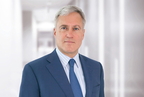 Frans Muller, President and CEO of Ahold Delhaize