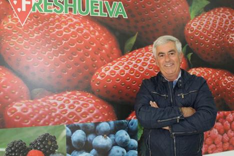 Alberto Garrocho. Foto © Freshuelva