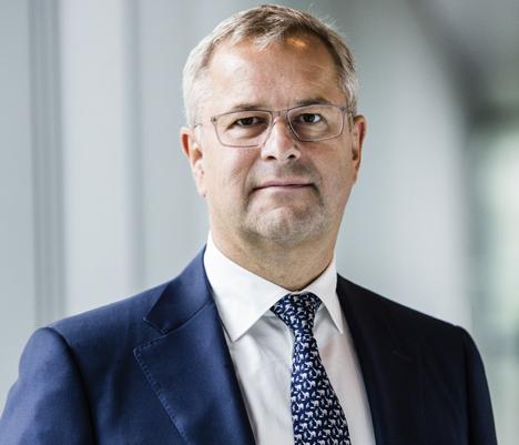Søren Skou zum neuen CEO der Maersk Group ernannt