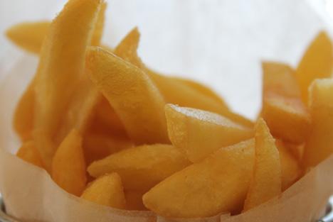 Kartoffelverarbeitung