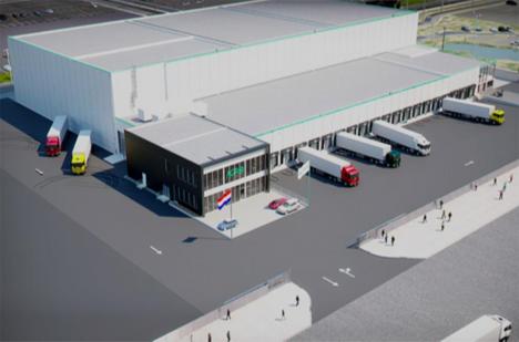 AGRO Merchants Rotterdam-Maasvlakte dehnt Betrieb der Grenzkontrollstelle aus