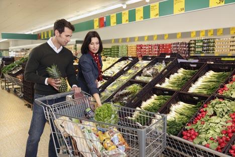 Aldi Süd führt Herkunftsnachweis für regionales Obst & Gemüse ein © ALDI SÜD