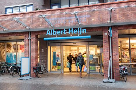 Albert Heijn Aussen Nederland