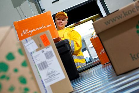 Deutsche Post verkauft Allyouneed Fresh Online-Supermarkt geht an Reifenhändler