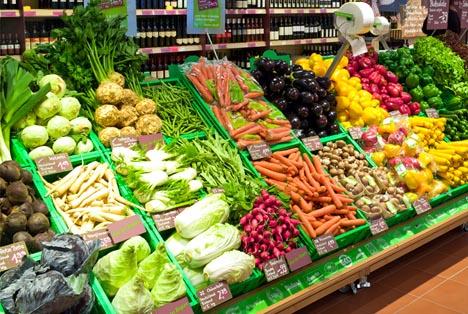 Alnatura Bio-Gemüse © Fotograf Siegfried Schenk