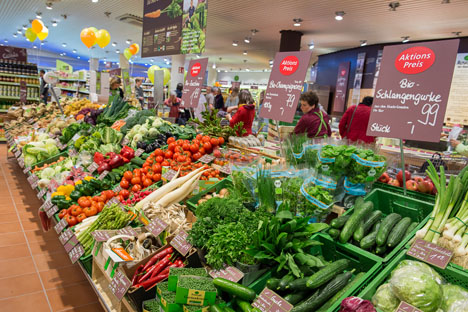 Foto Alnatura Super Natur Markt Fotograf Marc Doradzillo