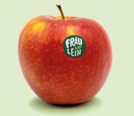 Apfel Fräulein. Foto © DOSK