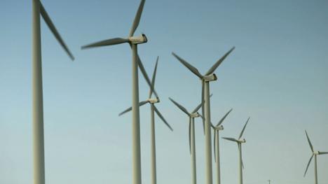 Baywa Windpark La Muela © BayWa AG