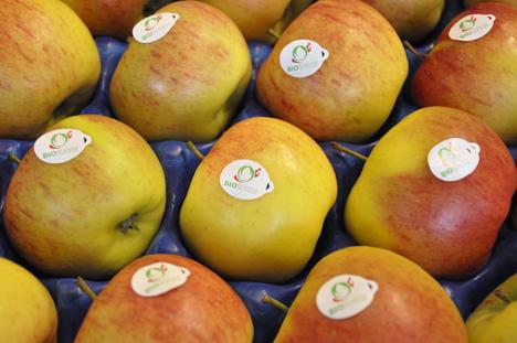 Bio Suisse Apfel