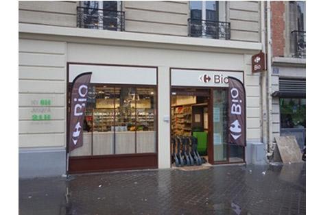 Foto Carrefour bio Paris