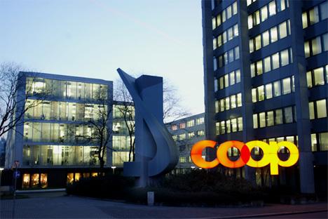 Coop Hauptsitz