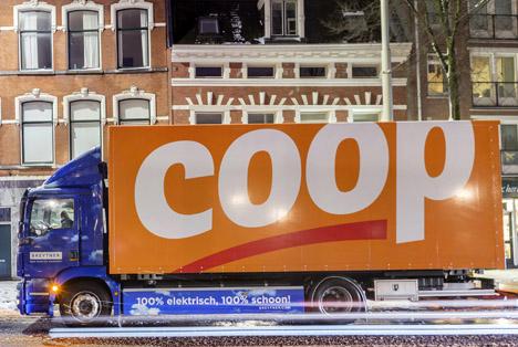 NL: Coop-Supermärkte in ersten Hälfte 2018 wieder starken Anstieg der Einnahmen