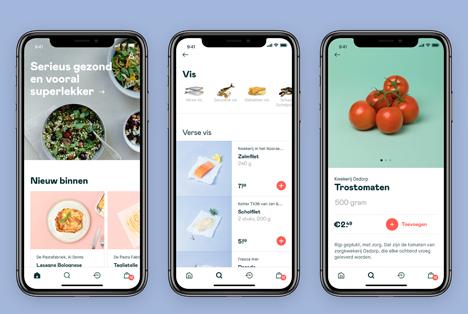 Niederlande: Crisp - der neue nur auf einer App basierende Supermarkt