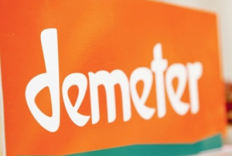 Demeter Logo Bild Demeter