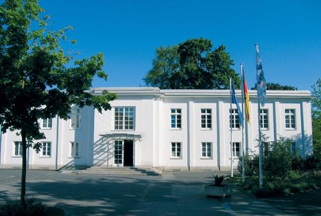 Der Sitz des Bundeskartellamtes in Bonn © Bundeskartellamt