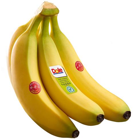 Foto © Dole Bananen