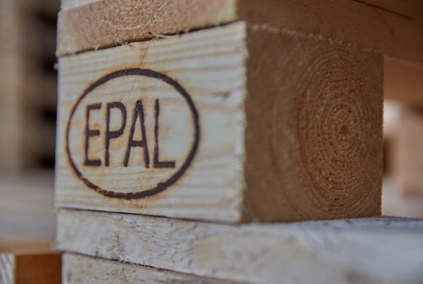 EPAL Pallets EPAL Pallet Marke Foto © European Pallet Association eV EPAL