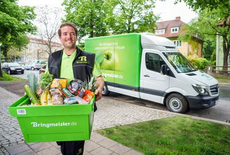 Foto © Bringmeister/Edeka Verbund