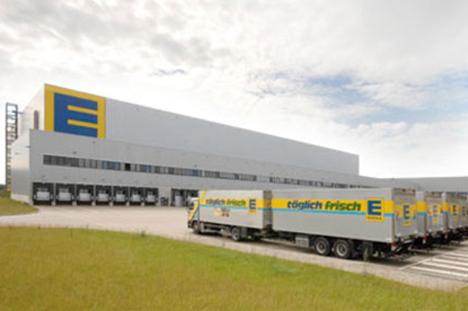Edeka Nord plant neues Frischelager in Neumünster Nord