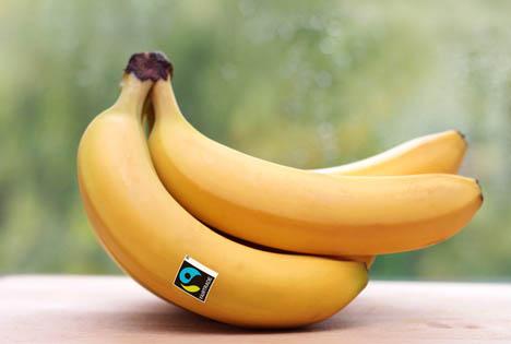 airtrade Bananen Siegel Quelle Fairtrade Germany / Miriam Ersch