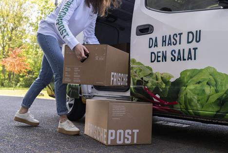 Trotz Corona-Krise: Online-Hofladen Frischepost versiebenfacht Umsatz
