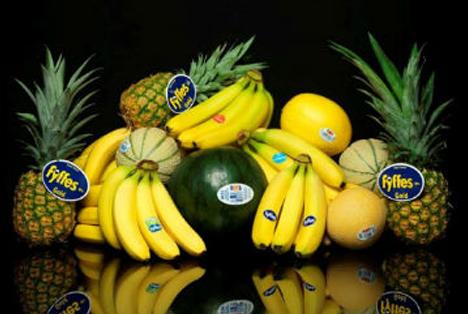 Foto © Fyffes vanWylick fruit